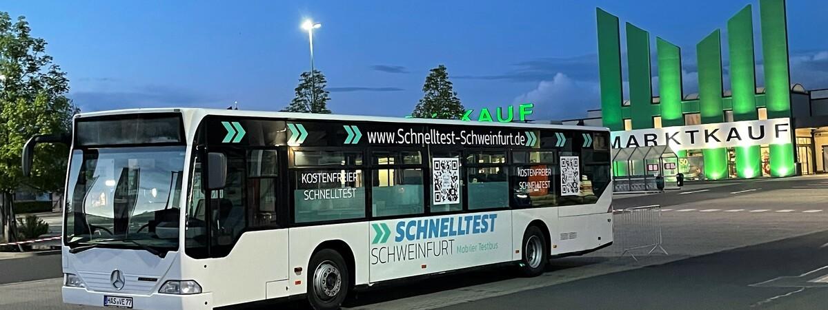 Online Fahrplan Schweinfurt